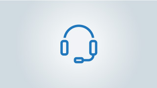 icon of headset