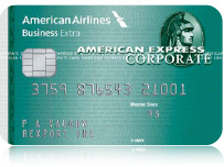 image of the American Express Business Extra Corporate Card
