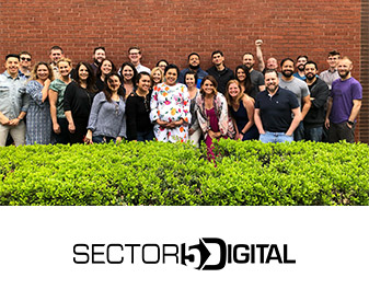 The Sector 5 Digital team